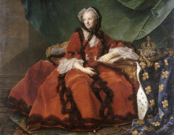 Maria Leszczyńska nie mogła narzekać na nieudane pożycie. Mąż robił wszystko, by ją zadowolić.