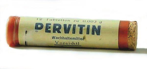 Pervitin stał się niespodziewanym motorem blitzkriegu.