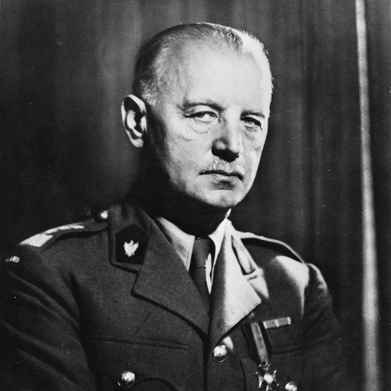 Rząd Władysława Sikorskiego potrzebował kozła ofiarnego. Wywiad wojskowy wydawał się do tego celu idealny (fot. domena publiczna)