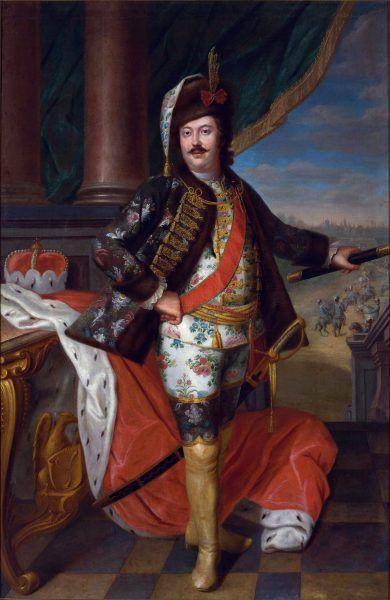 Hieronim Florian Radziwiłł założył własny gabinet osobliwości.