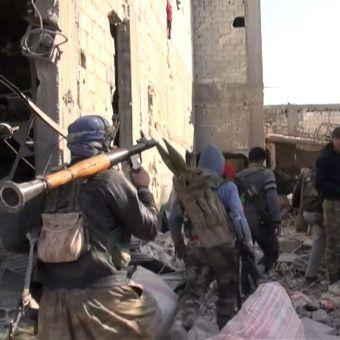 YPG w Kobane (fot. domena publiczna)
