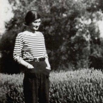 Coco Chanel zrewolucjonizowała damską modę.