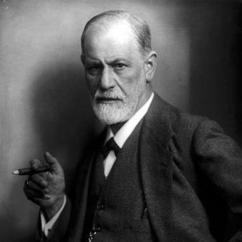 Zygmunt Freud - twórca psychoanalizy.