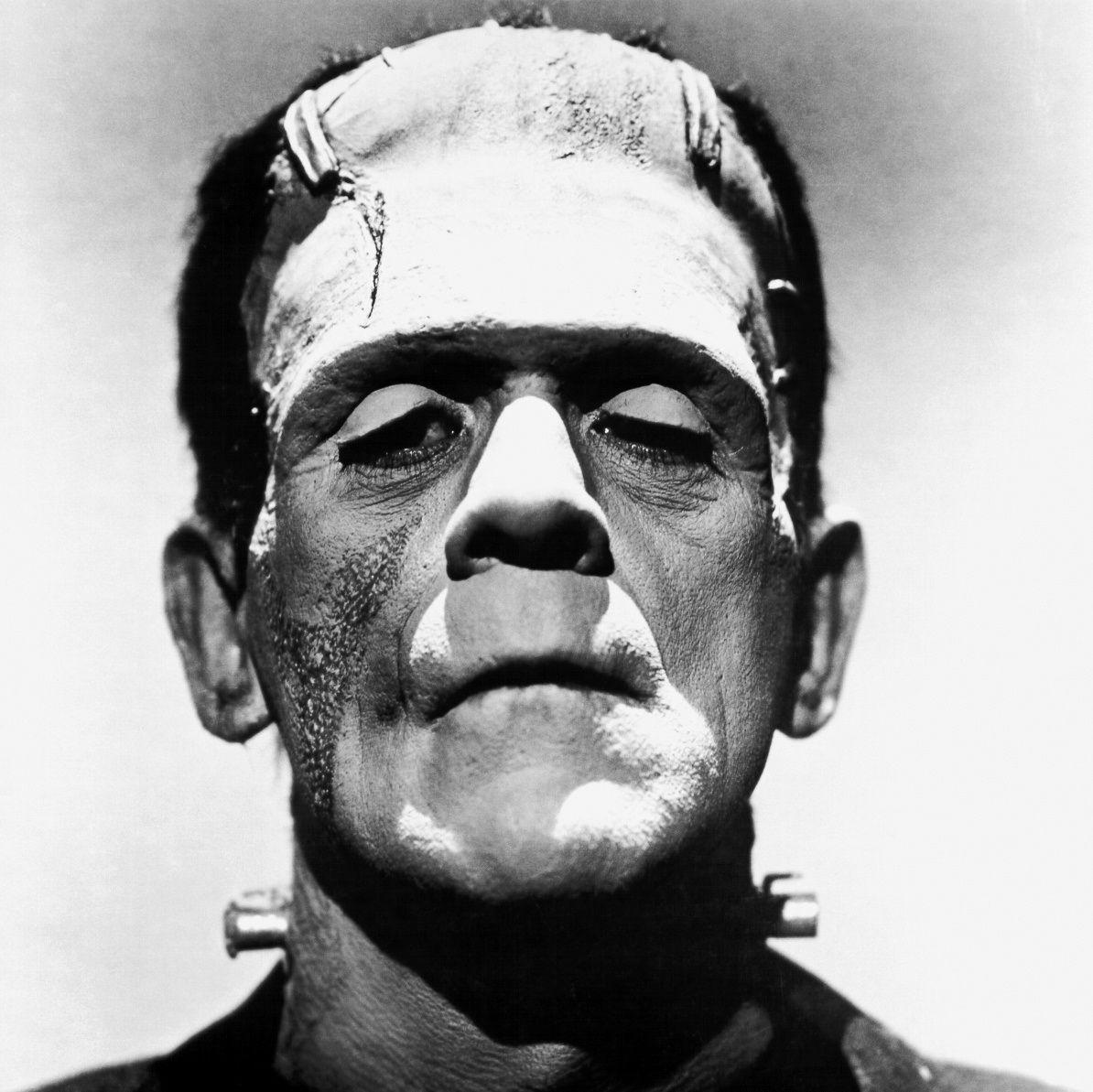 W sławnego potwora wcielił się między innymi Boris Karloff.