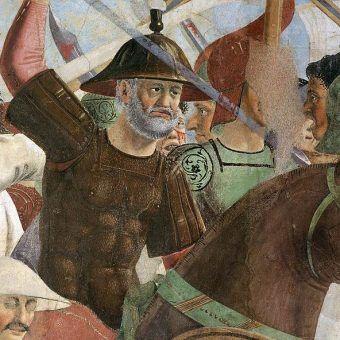 Jeśli mieli dobrego dowódcę, Bizantyńczycy potrafili zwyciężać. Tak było w bitwie pod Niniwą w 627 roku.