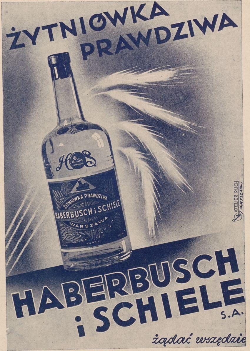 Żytniówka prawdziwa 1934