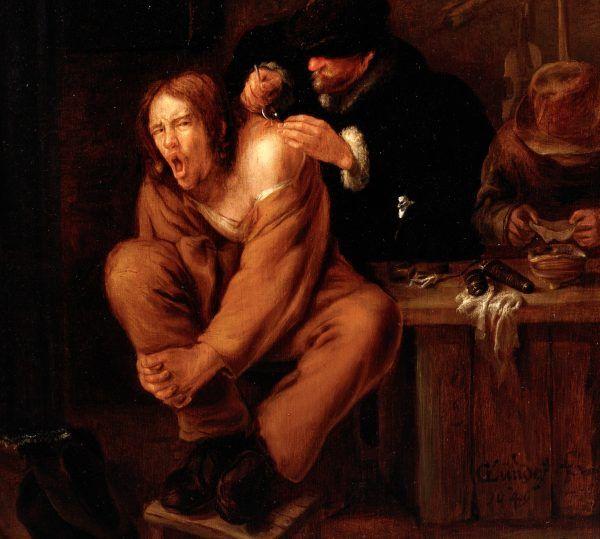 Terapie ordynowane przez dawnych lekarzy bywały obrzydliwe, bolesne i... zabójcze.