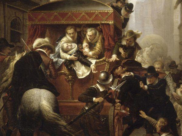 Król Francji Henryk IV uniknął śmierci w wyniku zatrucia, jednak wciąż byli ludzie, którzy chcieli go zgładzić. Zginął 6 lat później z ręki uzbrojonego w sztylet zamachowca.