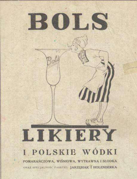 Bols likiery i polskie wódki