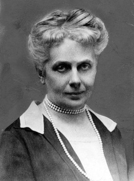 Gabriela Balicka była jedną z pierwszych Polek z doktoratem.