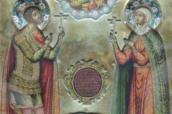 Polonizacja Rosji nastąpiła za panowania Fiodora III Romanowa i jego żony polskiego pochodzenia, Agafii Gruszeckiej.
