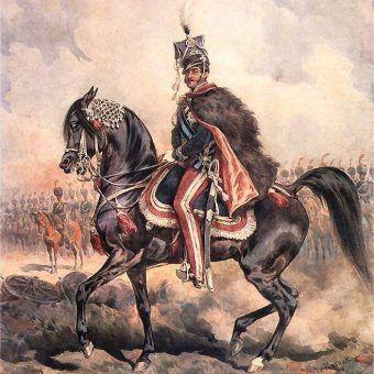 Pod Tarutino książę Józef Poniatowski dał popis swoich umiejętności.