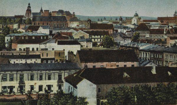 Kraków musiał zadowolić się mianem stolicy Galicji Zachodniej.