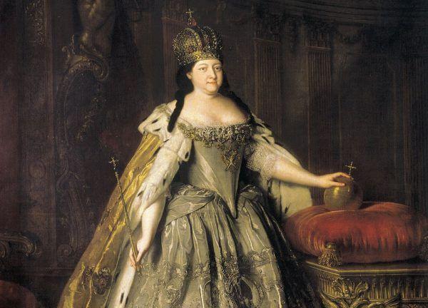 Elżbieta bezpardonowo pozbyła się swojej konkurentki – Anny Iwanownej (na ilustracji).