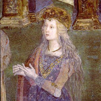 Lukrecja Borgia nie cieszy się najlepszą reputacją, przede wszystkim przez działania swojego ojca i brata.