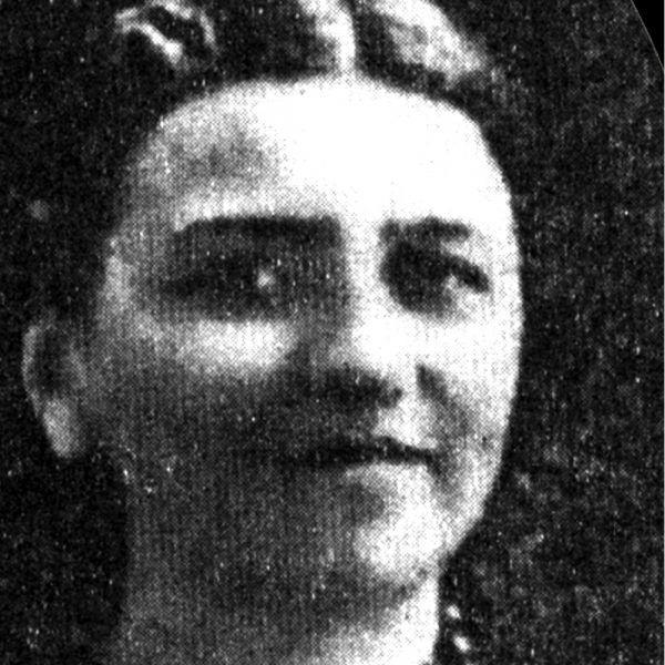 Maria Moczydłowska (fot. domena publiczna)