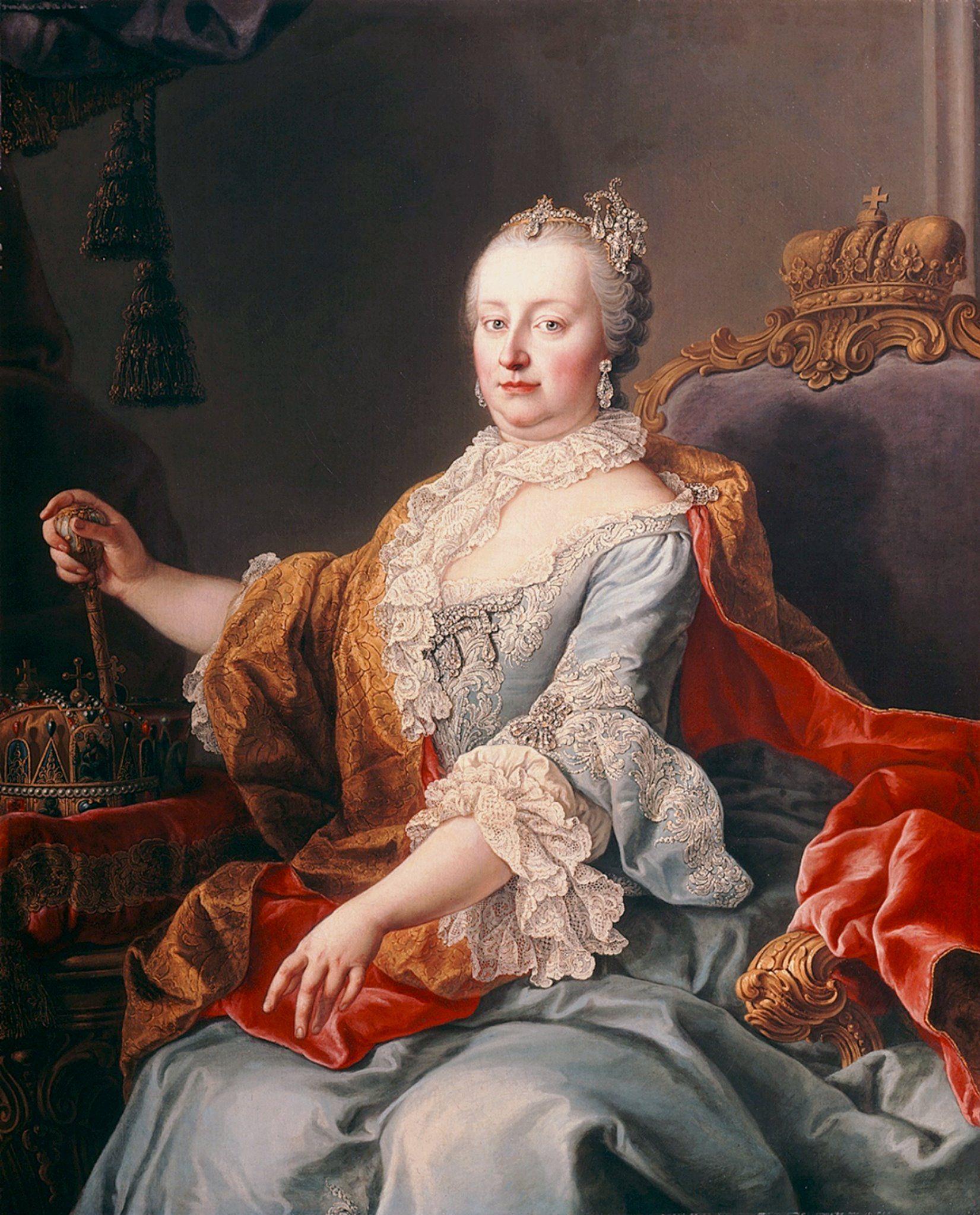 Maria Teresa najpierw udzieliła schronienia konfederatom barskim, by potem wziąć udział w pierwszym rozbiorze Polski.