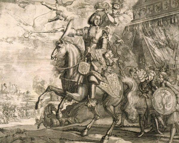 Według jednej z teorii Elżbieta otrzymała imię na cześć... ulubionej klaczy Piotra Wielkiego.