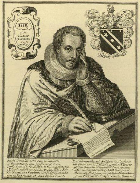 Angielski poeta, sir Thomas Overbury, zmarł w męczarniach po tym, jak otruto go za pomocą... lewatywy.