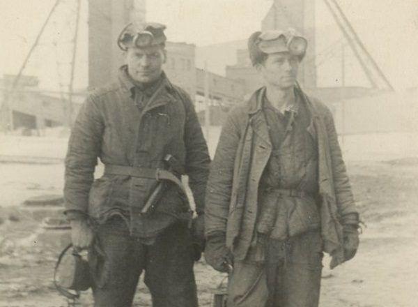 Normy pracy w kopalniach były trudne do wyrobienia nawet dla sprawnych więźniów. Zdjęcie poglądowe (1955 rok).