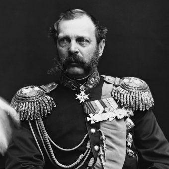 Aleksander II był carem Rosji w latach 1855-1881.