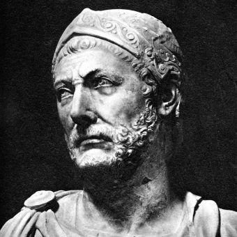 Hannibal był jednym z najwybitniejszych wodzów starożytności.