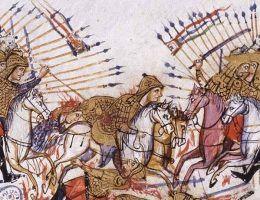 W bizantyńskiej armii wyróżniała się ciężka jazda.