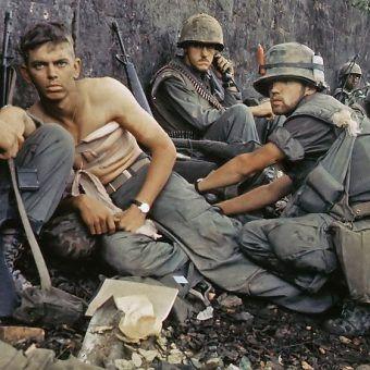 Amerykańscy i południowowietnamscy żołnierze walczyli o odbicie opanowanego przez komunistów miasta niemal miesiąc.