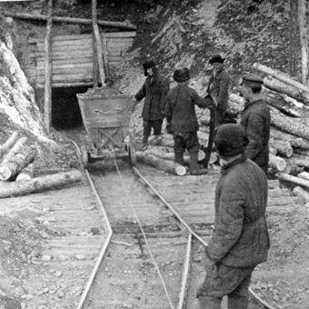 Praca w kopalniach na Kołymie była nieludzka, niemal nie do zniesienia.