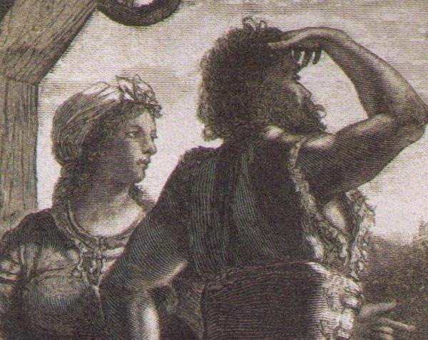 Według legendy rodzicami Siemowita byli Piast i Rzepka.