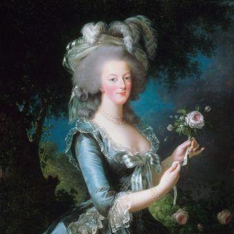 Maria Antonina była żoną Ludwika XVI.