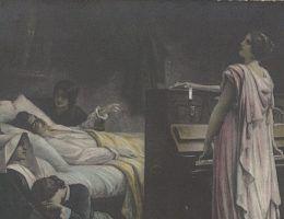 Po śmierci Chopina powstało wiele hipotez na temat domniemanej przyczyny jego przedwczesnego zgonu.