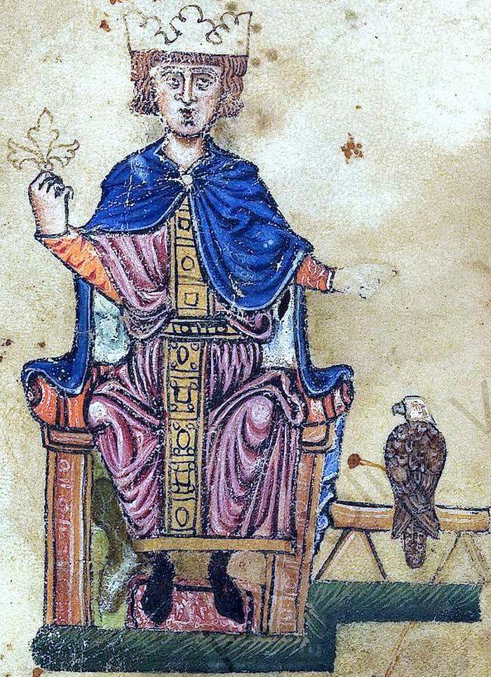 Cesarz Fryderyk II odzyskał dla chrześcijan Jerozolimę.