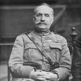 Marszałek Foch jest uważany za jednego z głównych twórców zwycięstwa sił sprzymierzonych w I wojnie światowej.