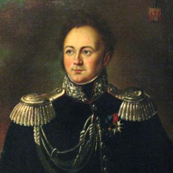 Ignacy Prądzyński zaprojektował między innymi Kanał Augustowski.