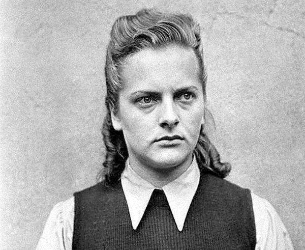 """""""Była najbardziej zdeprawowana, okrutna i wymyślna w swoim okrucieństwie ze wszystkich, jakie spotkałam"""" - mówiła o Irmie Grese jedna z więźniarek,"""