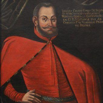 Jan Karol Chodkiewicz (1570/1571–1621), polski hetman, niezwykle uzdolniony dowódca.