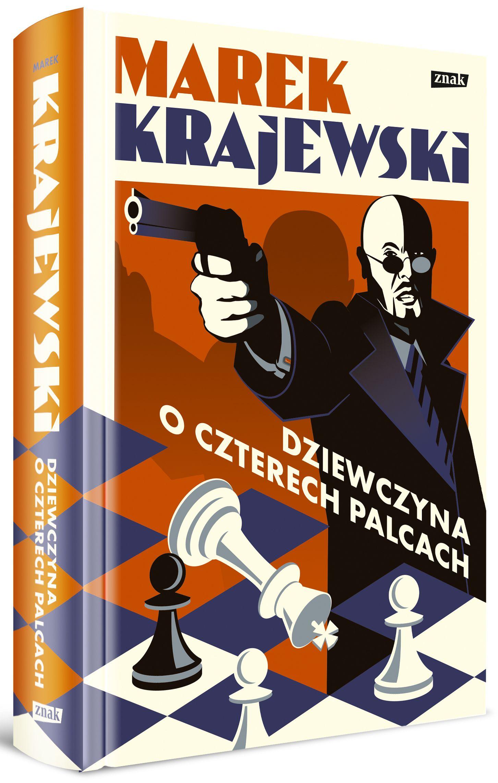 Kup najnowszą powieść Marka Krajewskiego z rabatem na empik.com