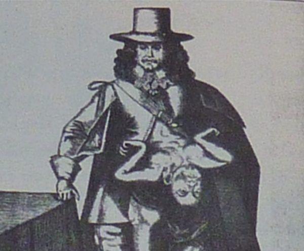 """Jednym z pierwszych """"okazów"""" sławnych w całej Europie byli bracia Lazarus i Johannes Colloredo."""