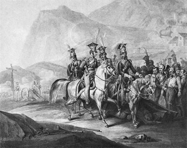 Legioniści wykazali się okrucieństwem między innymi w departamencie Circeo.