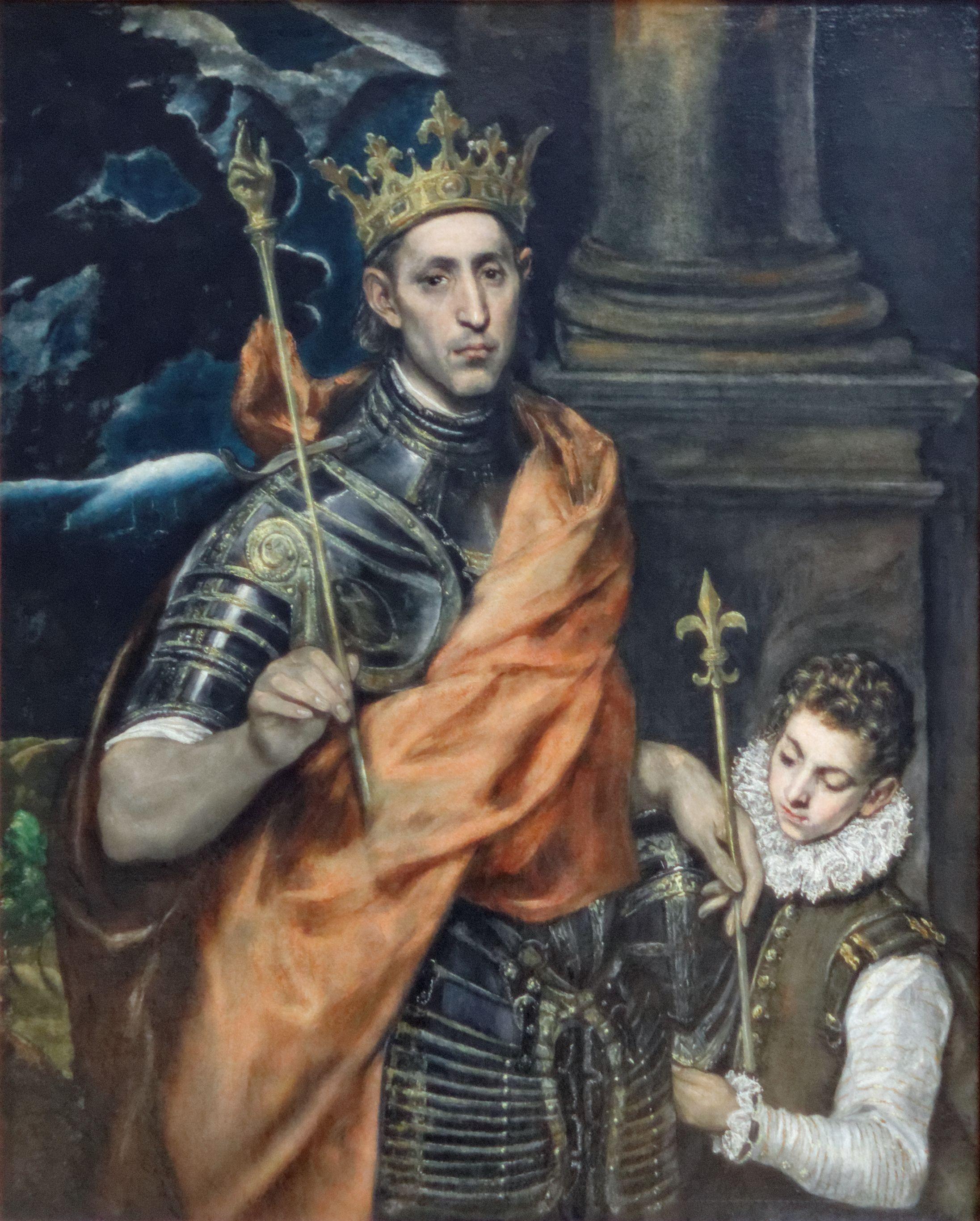 Ludwik IX za cel życia postawił sobie odzyskanie Jerozolimy.
