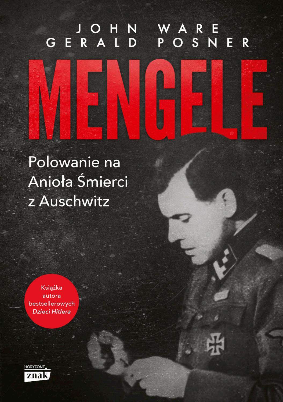 """Artykuł został opary między innymi na książce Geralda Posnera i Johna Ware'apod tytułem """"Polowanie na Anioła Śmierci z Auschwitz"""