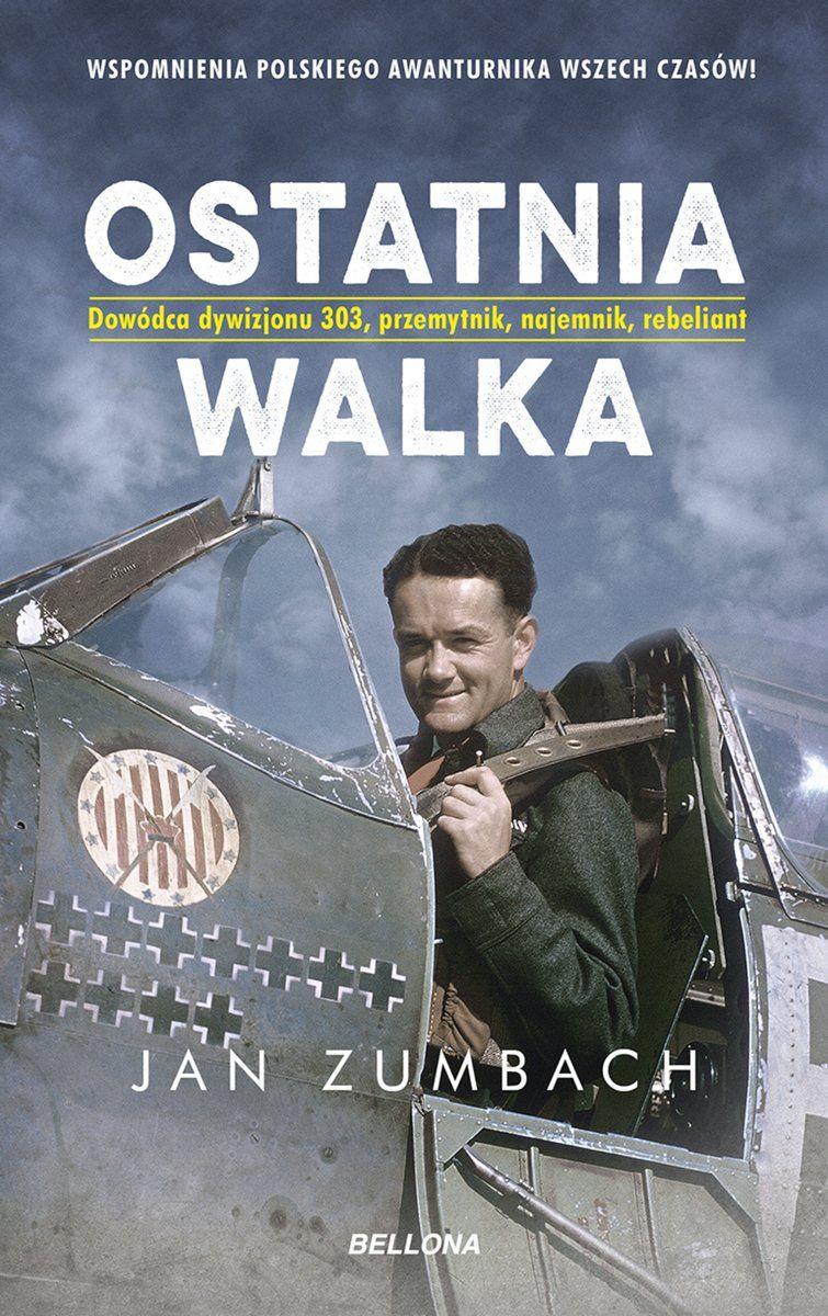 """Artykuł został oparty między innymi o autobiografię Jana Zumbacha zatytułowaną """"Ostatnia walka"""" (Bellona 2019)."""