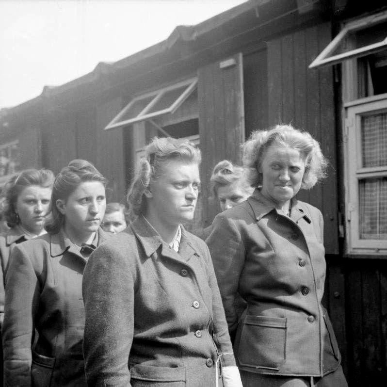 Kobiety - nadzorczynie obozów koncentracyjnych często wykazywały się niewyobrażalnym okrucieństwem.