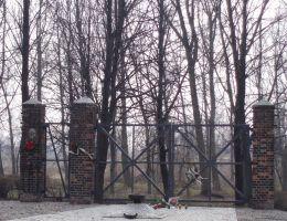 Tyle zostało z dawnego miejsca kaźni, czyli Obozu Świętochłowice-Zgoda (fot. Paweł Drozd, Drozdp, lic. CC BY-SA 3.0)