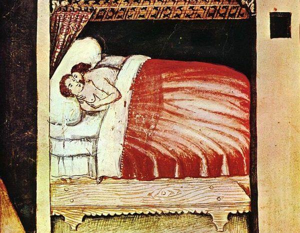 Wobec zdradzających małżonków stosowano w średniowieczu podwójne standardy. Mężczyzna był niemal bezkarny, podczas gdy kobiecie groziły surowe konsekwencje.