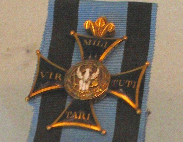 Joannie Żubr długo odmawiano krzyża Virtuti Militari. Otrzymała go dopiero w 1817 roku. Zdjęcie poglądowe.