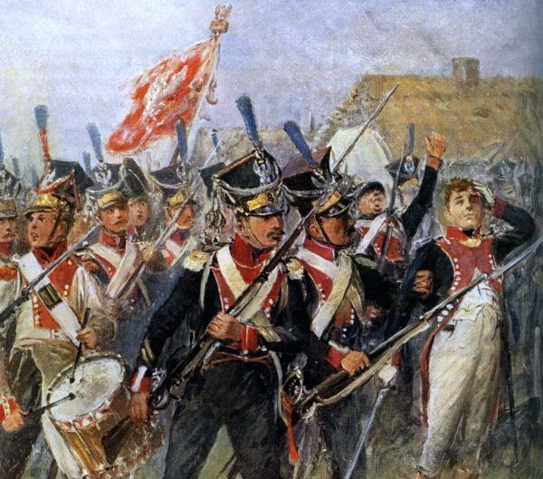 Joanna i jej mąż, Maciej, marzyli o tym, by dołączyć do armii Księstwa Warszawskiego.