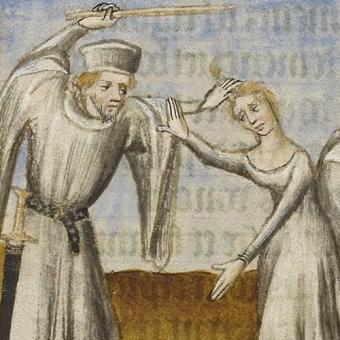 Konsekwencje zdrady były dla średniowiecznych kobiet bardzo dotkliwe...