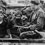 """Akcja """"Wisła"""", kwiecień 1947 (fot. domena publiczna)"""